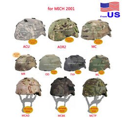 Emerson Military MICH 2001 Ver2 Helmet Cover Tactical Outdoor Airsoft Gear USA