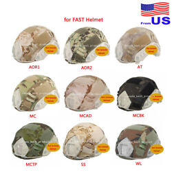 Emerson Military Fast Helmet Cover Tactical Outdoor Airsoft Paintball Gear USA