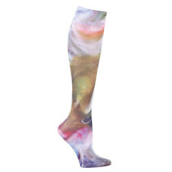 Celeste Stein Moderate Compression Knee High Stockings Wide Calf $22.25