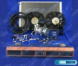 A/c Kit Universal Underdash Evaporator Air Conditioner 223-w 12v And Elec Harness