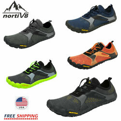 NORTIV8 Mens Water Shoes Quick Dry Barefoot Swim Diving Surf Aqua Sport Beach $23.74