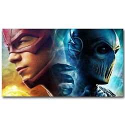 83246 The Flash Zoom Superheroes New Tv Series Decor Laminated Poster Us