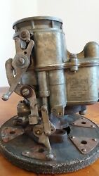 Vintage Holley Aa-1 Carburetor Part No. 59a 9510a Made In Detroit U.s.a.