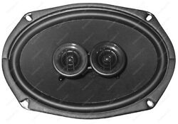 1953-60 Chevy Car Dash Speaker Replaces Original Exact Fit For Stereo Radio