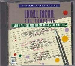 Lionel Richie - The Composer Series - Cd 1985 Vdp-1033 Victor Japan