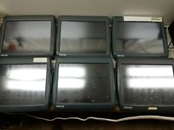 Micros Workstation 5a Pos Terminal- 400814-101c Lot Of 6