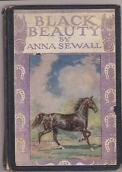 Black Beauty By Anna Sewell Surname Spelling Error