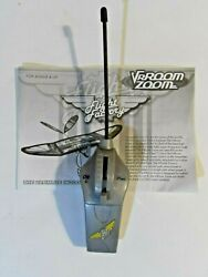 Jasman Vrroom Zoom Flight Factory Airplane Remote Control Only