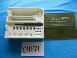 Osteomed Surgical Orthopedic Cannulated Set
