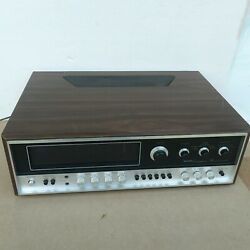 Pioneer Qx 8000 4-channel Receiver Parts Parting Out , G345