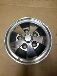 Rover 3500s Us Stainless Steel Rostyle 14 Hubcap