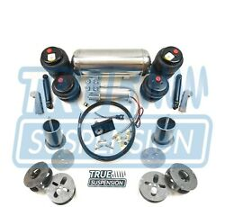 Fits 1965-1974 Ford Galaxie Car Air Ride Suspension Lowering System Kit