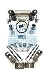 Fits 1968-1971 Ford Torino Car Air Ride Suspension Lowering System Kit