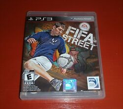 Fifa Street Sony Playstation 3, 2012 Ps3-complete