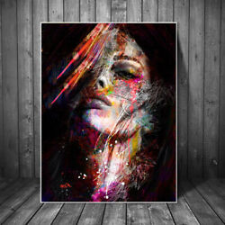 Canvas Wall Art Painting On Canvas Print Wall Picture Wall Poster for Home Decor