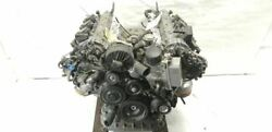 2009 Mercedes Benz S550 W221 Engine Assembly Oem