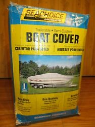 Nos Boat Cover Sea Choice 97541 Storage Cover Trailerable New In Box