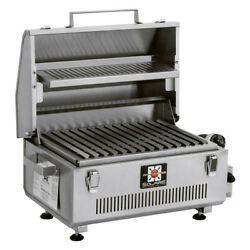 Solaire Anywhere Infrared Marine-grade Portable Grill With Warming Rack, Propane