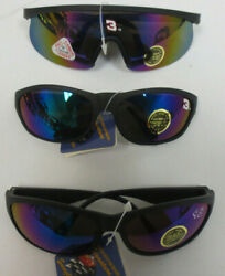 Nascar Glasses Impact Resistance Uv Protection Racing Sunglasses Poly Carbon