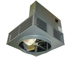 Tpi Corporation 2600 Series 25 Kw Downflow Heater With 208 V, 3 Phase Motor