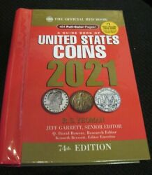 2021 Whitman Official Red Book Of Us Coins- 74th Edition - Hidden Spiral New