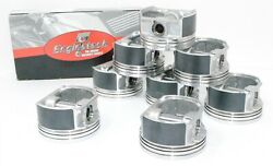 2005 2006 2007 Chevrolet Gmc Truck Suv 5.3l L59 Z 8dish Top Pistons And Ring Set