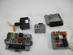 Controller Fuse Box Engine Control Unit Ignition Fiat Croma 194 1.9d