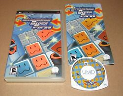 Ultimate Block Party for Sony PSP Complete Fast Shipping $9.95