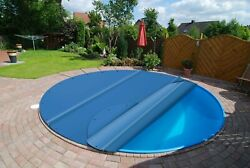 Round Pool Cover From Truck Pvc Tarp 24oz/m Andsup2 Safety Cover Pool Cover
