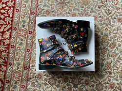 Givenchy Studded Leather Ankle Boot Size 39/9