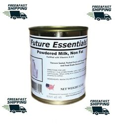 Non Fat Instant Dry Milk By Future Essentials Fortified With Vitamins A And D