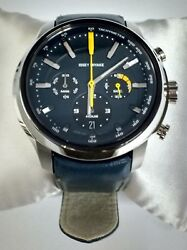 Issey Miyake Gt Series Nyag704y Automatic/manual Winding Watch, Made By Seiko