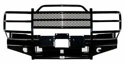 Tough Country Winch Mount Bumper For 2015-19 2500 And 3500 Chevy Silverado H.d.