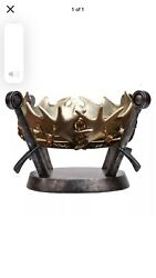 Game Of Thrones Crown Of King Robert Baratheon Hbo Replica Limited Sold Out