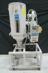 Matsui Used Hdii-50-rdh Hot Air Material Dryer Yr. 2003 Zag 8903