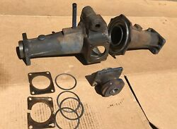Mitsubishi Satoh Beaver Buck S373 S470 M372 4x4 Complete Axle Case Will Part Out