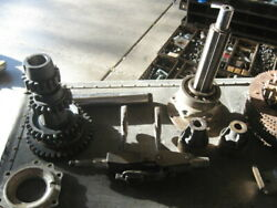 1917cadillac Transmission Cluster Gears, Input Shaft, Shifter, Multi-disc Clutch