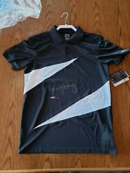 Rory Mcilroy Pga Autographed Jersey Upper Deck