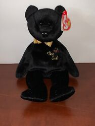 Vintage Ty The End Beanie Baby. Retired. Errors. Mint Condition. Nwt
