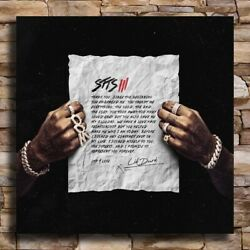 X527 Lil Durk Signed To The Streets Stts 3 Rap 2020 Mixtape Poster 32 24x24