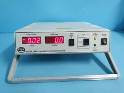 Trek 156a Charged Plate Monitor Analyzer System Electrostatic Voltmeter Esd