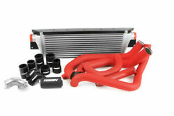 Perrin Front Mount Intercooler Fmic W/ Boost Pipings For 08-14 Wrx Silver