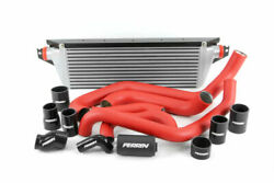 Perrin Front Mount Intercooler Fmic W/ Boost Pipings For 02-07 Wrx And Sti Silver