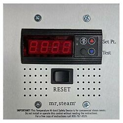 Commercial High Temperature Limit Shutoff Device
