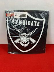 Rhyme Syndicate Records Shirt Ice-t Official Merch Vintage New Never Been Worn