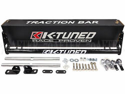 K-tuned Pro Series Traction Bars For 88-91 Ef Civic And Crx D15 D16 B16 B18 Zc