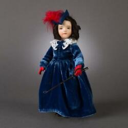 R. John Wright Bonnie Blue Butler Gone With/wind Collectible Doll Usa Handmade