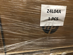 Hp Z4l04a.- Finisher With Stacker/stapler - For Pw Color Flow Mfp E77650z+
