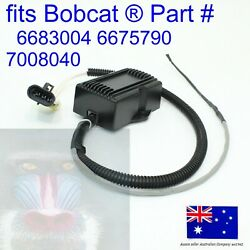 Bobcat Aircon Airconditioning Thermostat Thermostatic Switch 6683004 6675790