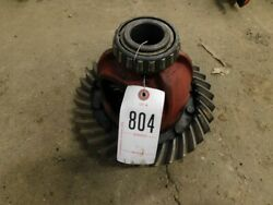 Allis-chalmers D19 Tractor Differential Bowl Gear Part Tag 9am5011 Tag 804